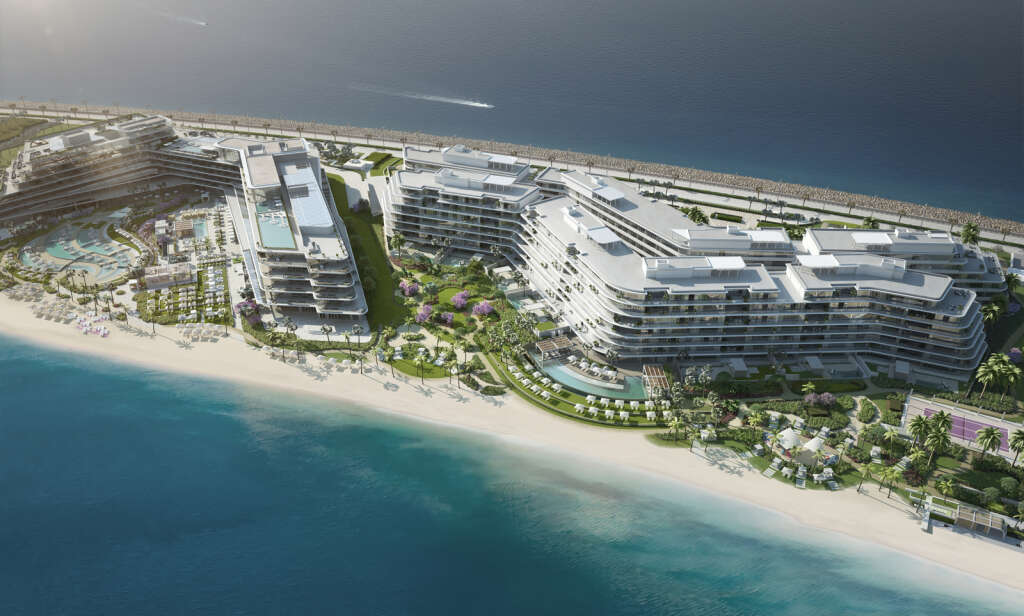 Palm Jumeirah gets new resort-style apartments