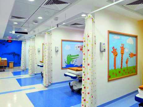 Zulekha Hospital unveils 24-hour pediatric emergency department