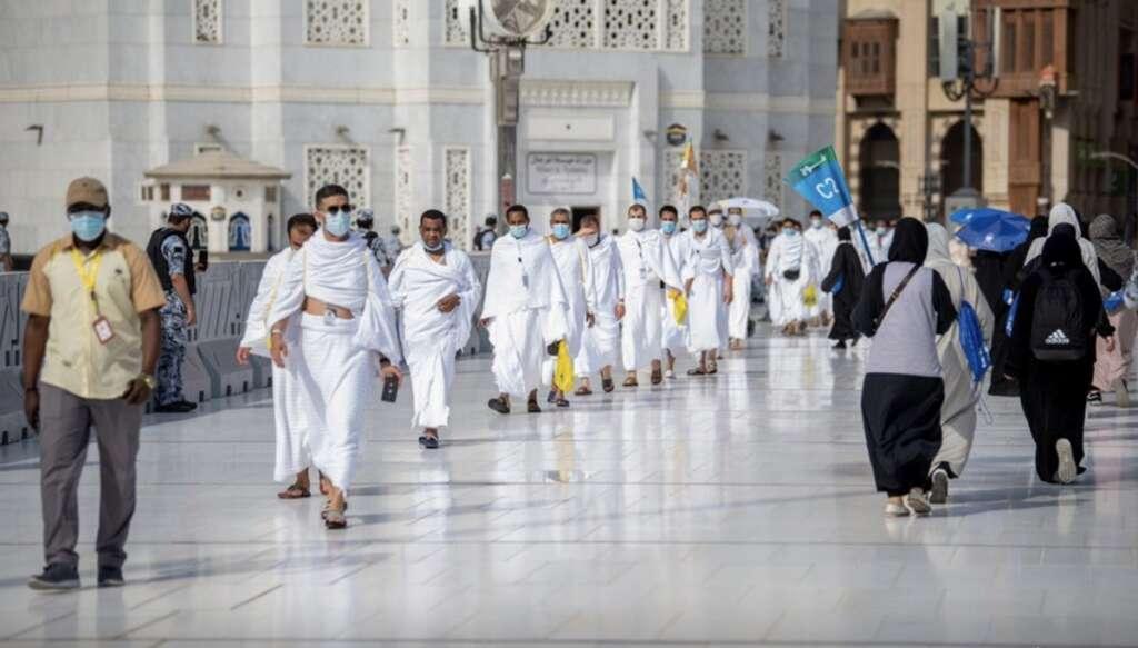 Haj, Haj pilgrimage, Muslim pilgrims, saudi, makkah, eid