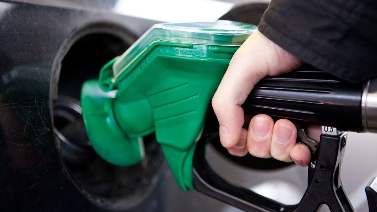 E-Plus 91 petrol will cost Dh1.97 a litre