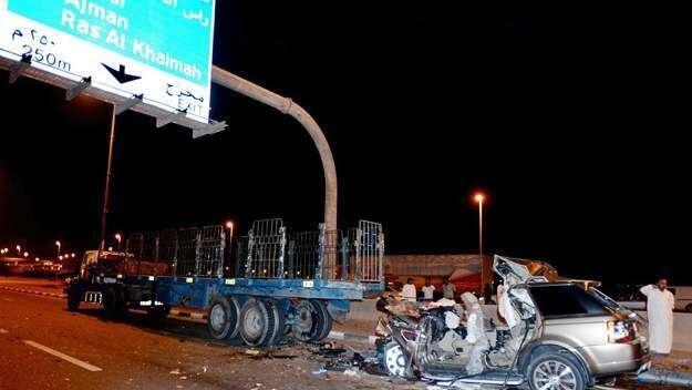 Two people die every day on UAE roads