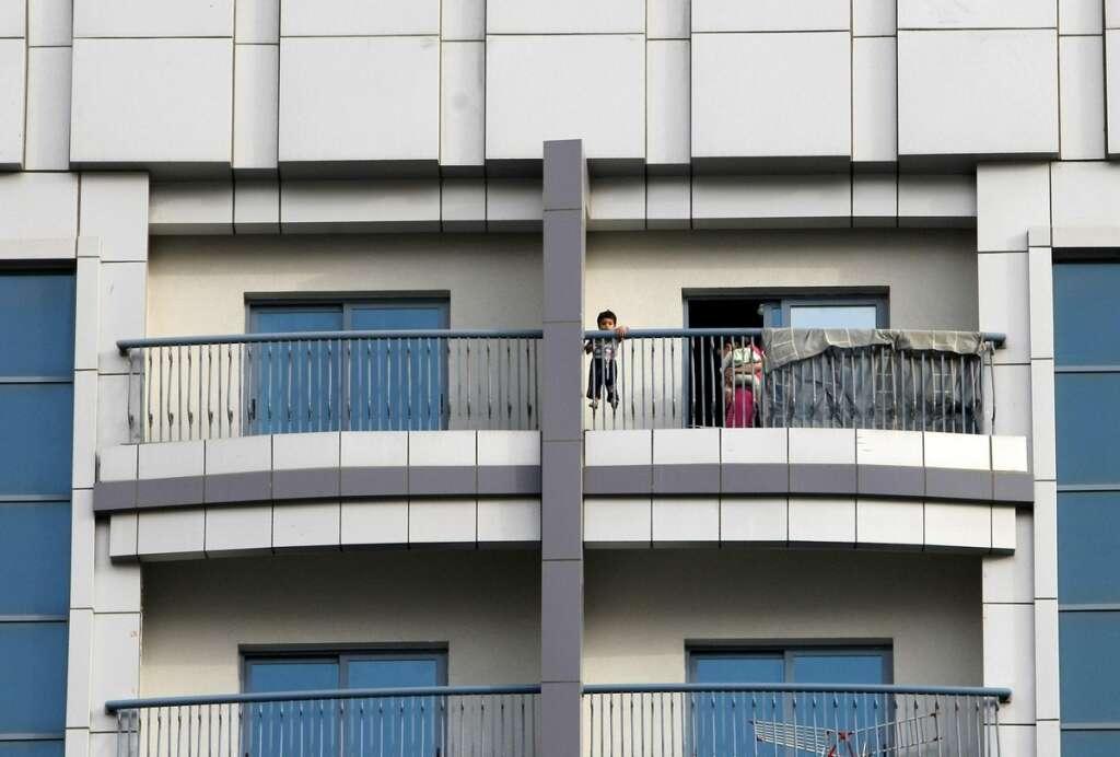 Sharjah residents allowed to instal barriers on balconies - News | Khaleej  Times