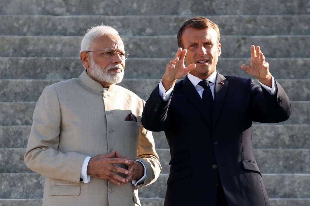 French president, France, Kashmir, Imran Khan, Pakistan, India,Macron, Modi