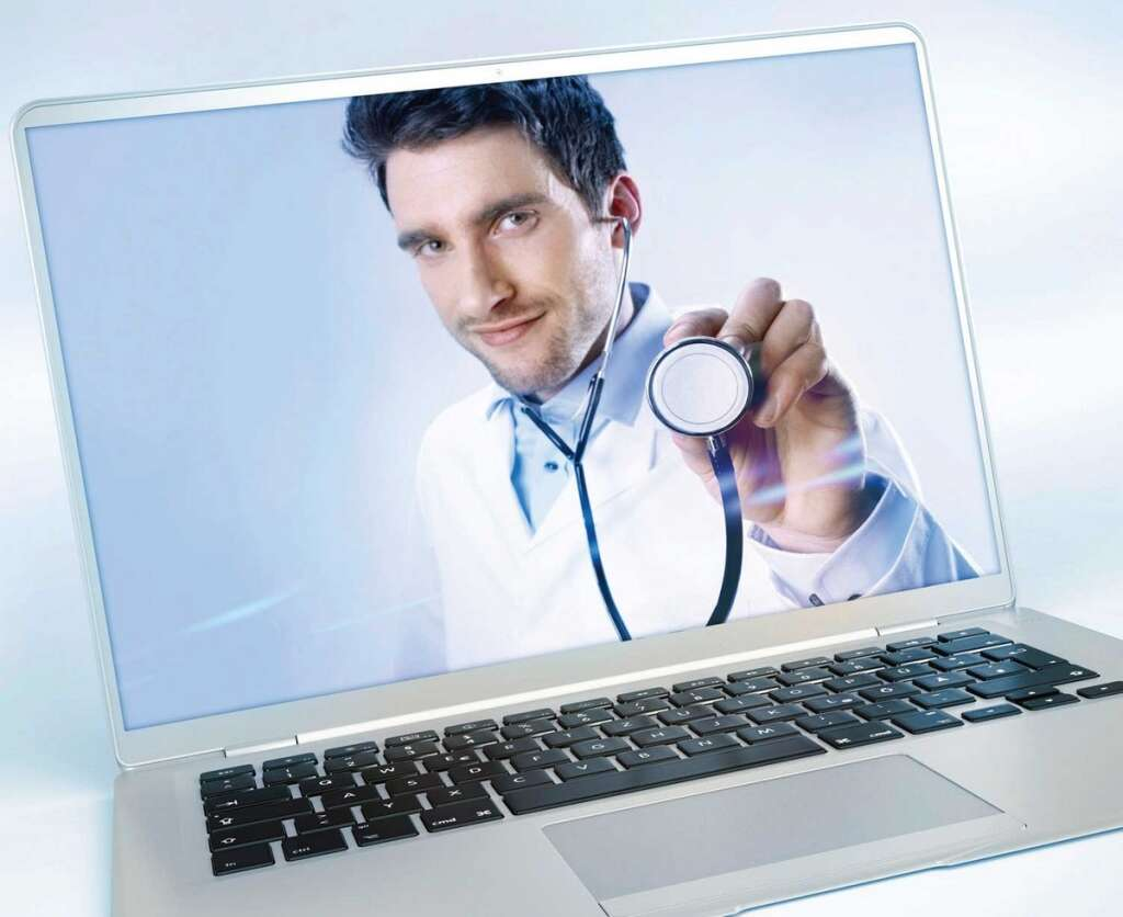 Telemedicine's phase 1 allows doctors to be connected remotely.