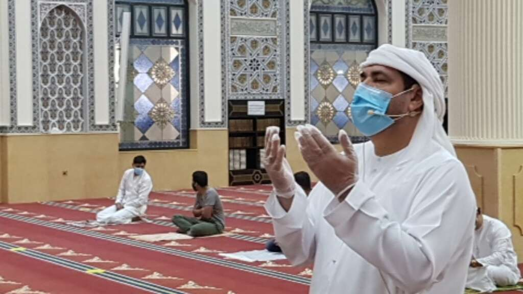 UAE doctors, reminders, stay safe, mosques, places of worship