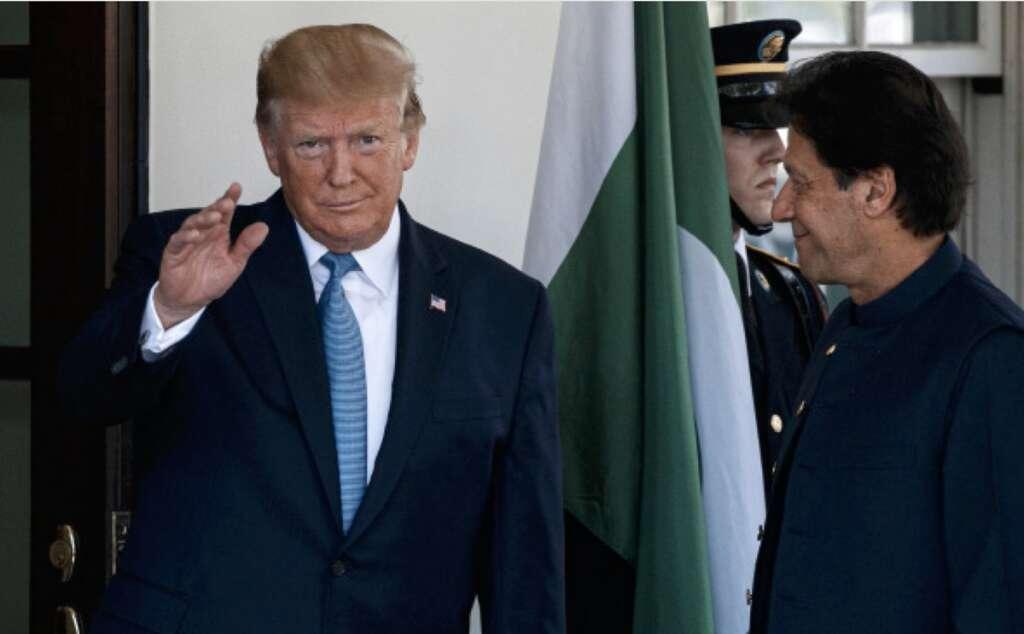 Qureshi, Imran Khan, Pakistan, Trump