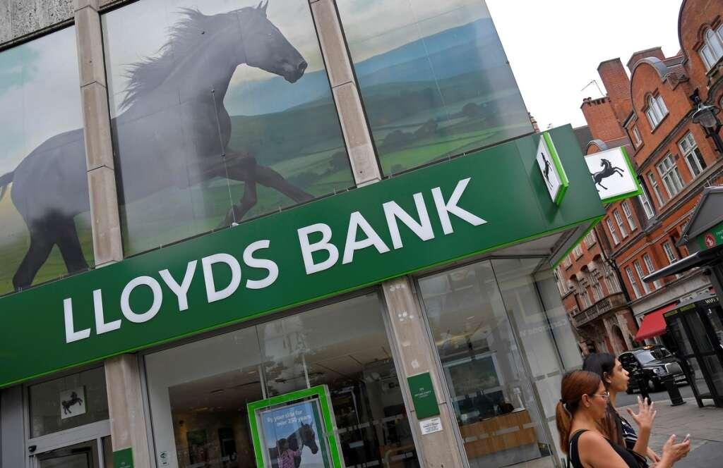 Coronavirus, Covid-19, UK government, Lloyds Bank, Bank of England