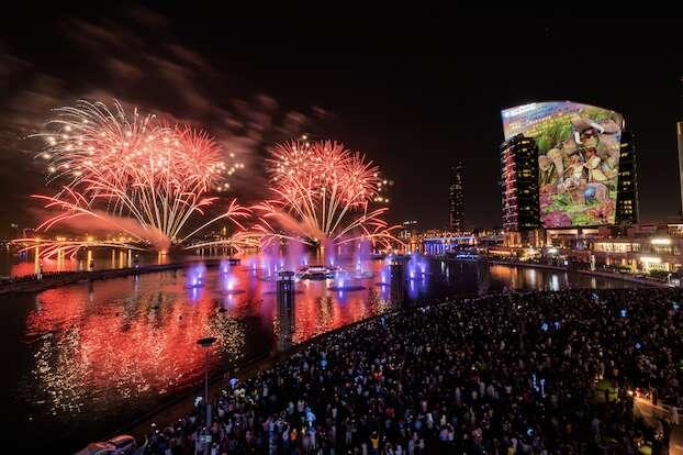 Dubai, Diwali, fireworks, laser show, discounts, raffle, Festival of Lights