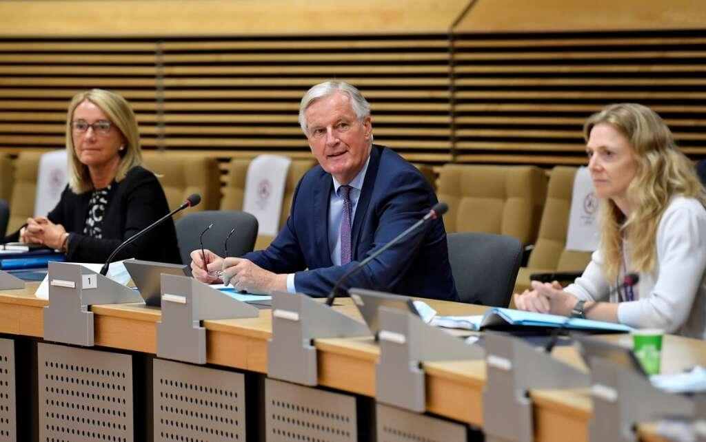 EU, Britain, post-Brexit, negotiations, talks, Brussels