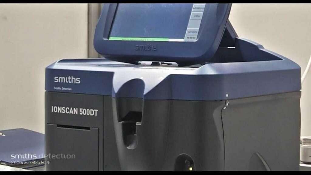 New Dubai Customs scanner can detect one nanogram of drugs