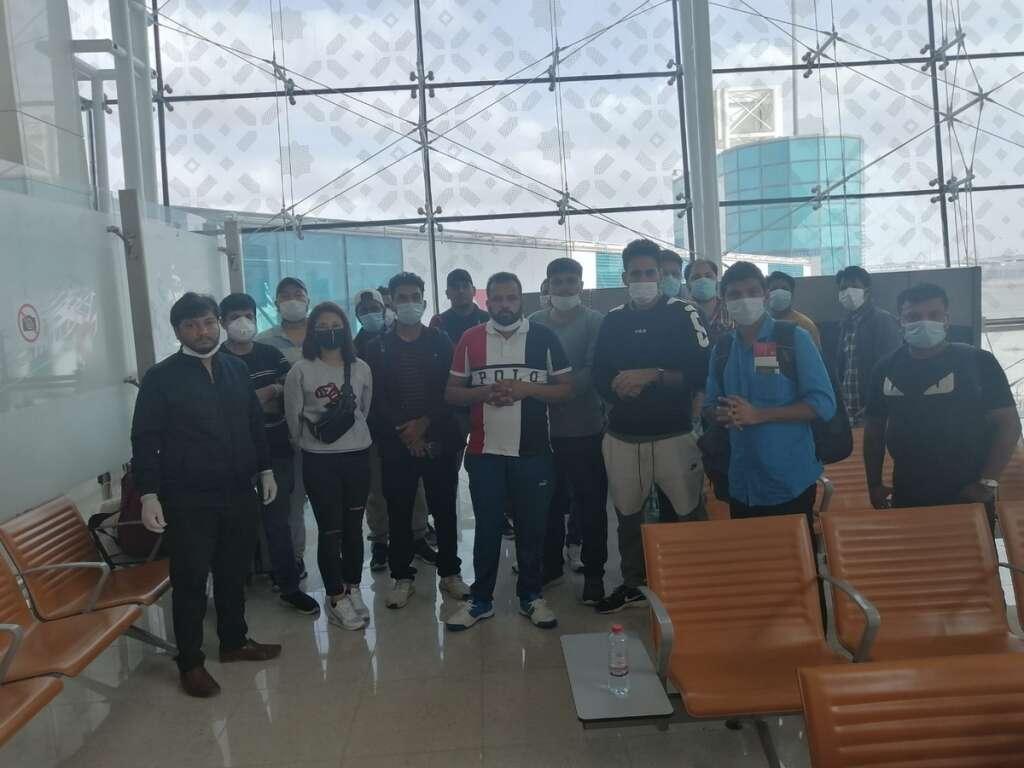 dubai international airport, indian consulate, suspension of flights, coronavirus, covid-19