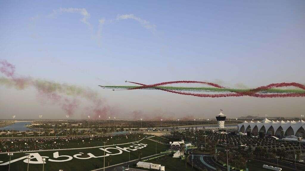 Fursan Al Emarat thrills F1 crowds in Abu Dhabi