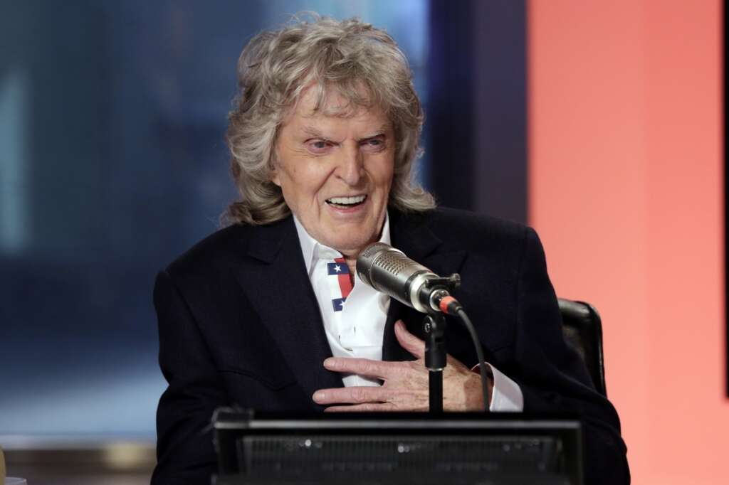 Radio show, host, Don Imus, dies, 79, Imus in the Morning, late radio presenter, leukaemia