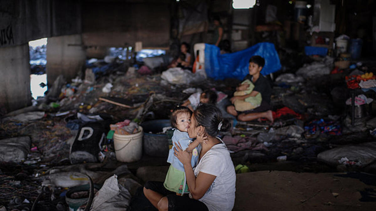 90% of Southeast Asias poorest in Indonesia, Philippines