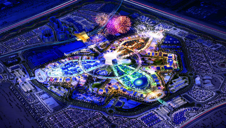 expo 2020, countdown, dubai