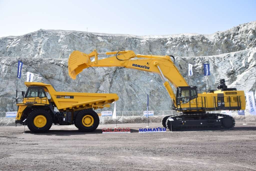 New technology to boost quarrying industry