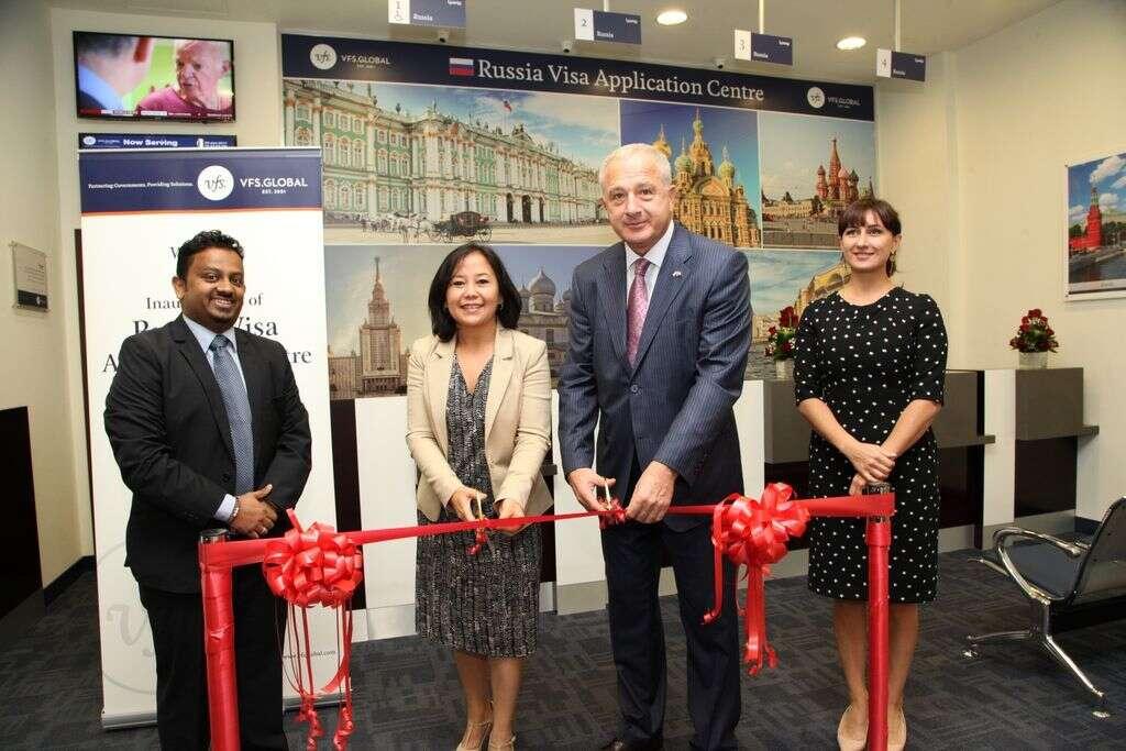Russia Visa Application Centre launched in Dubai - News