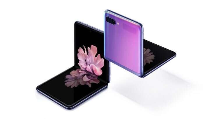 Galaxy Z Flip, Samsung, launches, foldable, Galaxy Z phone,  glass display,