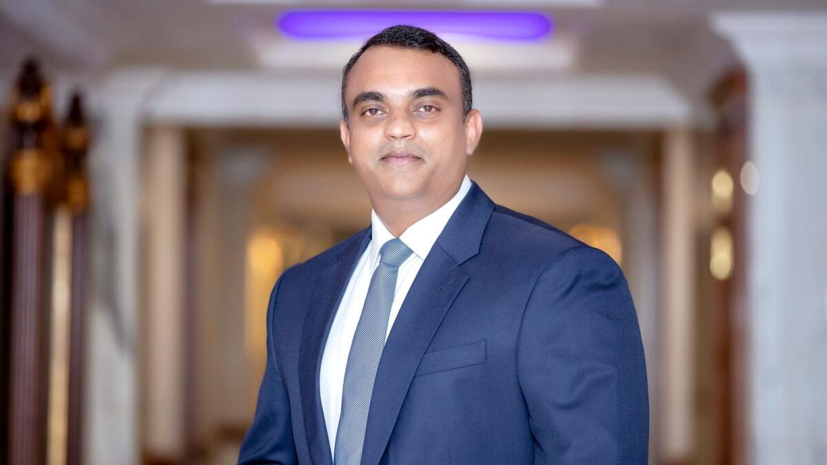 Jacob Chacko, Regional Director — Middle East, Saudi and South Africa at HPE Aruba
