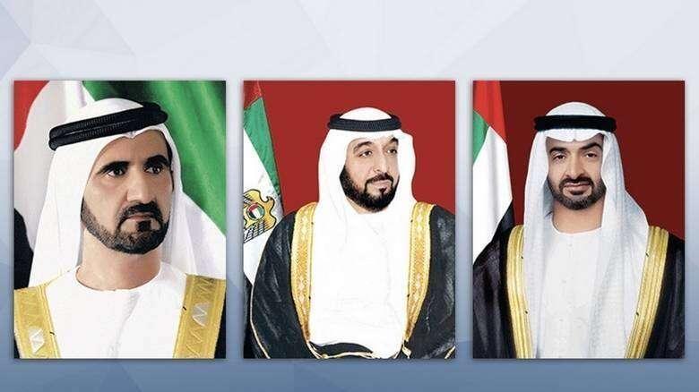 UAE, president, Sheikh Khalifa,  cable, condolences, General Evariste Ndayishimiye,, death, President Pierre Nkurunziza, Sheikh Mohammed, Sheikh Mohamed
