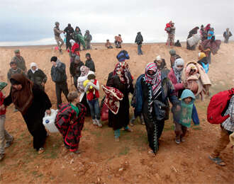Syrian refugee children's education must continue