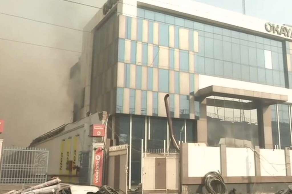 Peera Garhi, New Delhi, fire, Delhi fire, factory fire