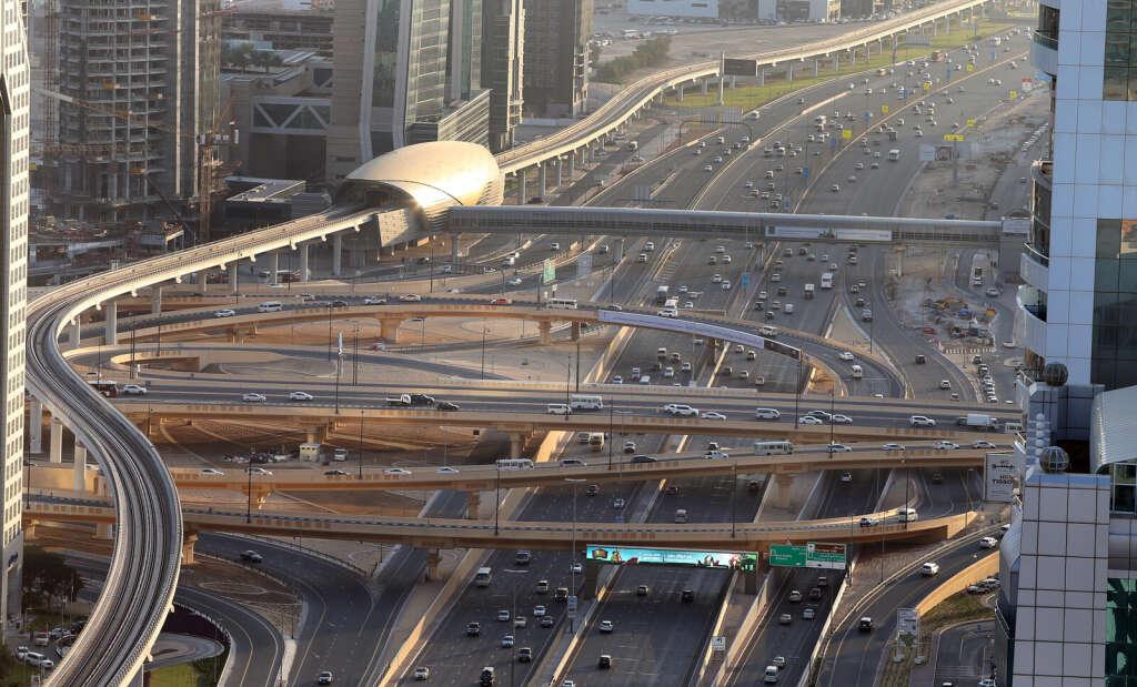 Dubai construction set for growth