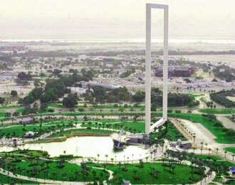 Dubai Frame: A time Frame for next icon