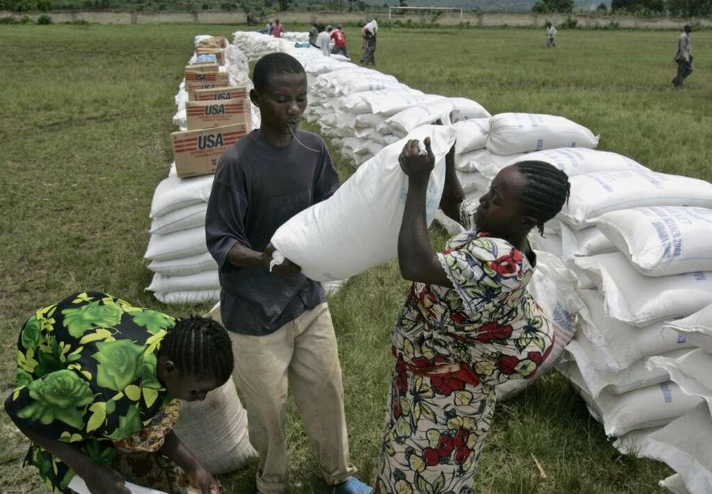 World Food, starvation, David Beasley