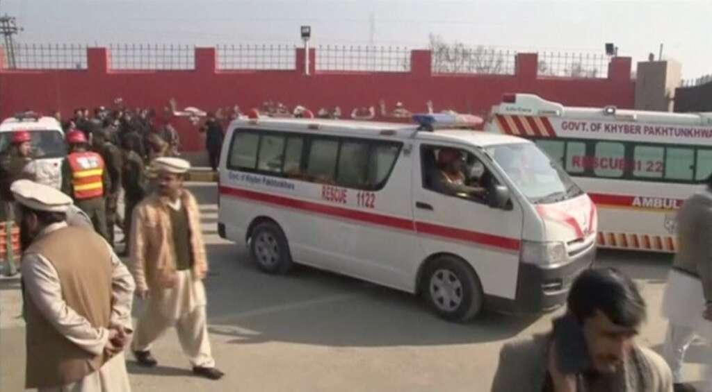 At least 21 dead in Taleban attack on Pakistan university