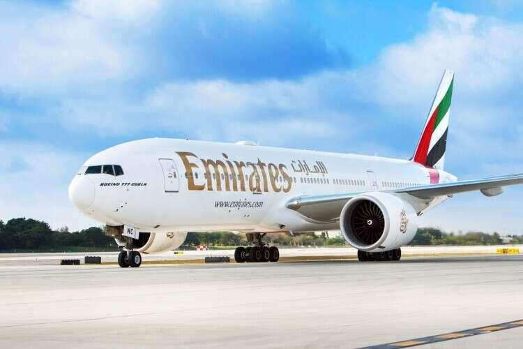 emirates, coronavirus, covid-19, dubai, airline, aviation industry, emirates suspends flights