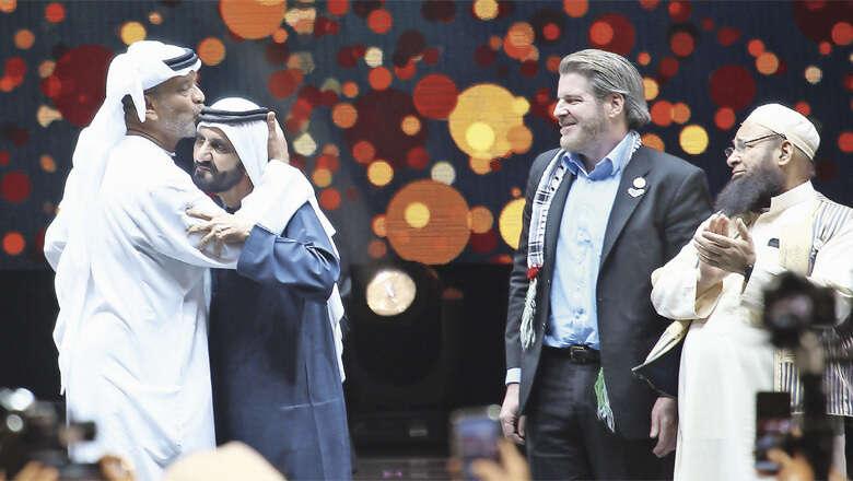 arab hope makers, finalists, revealed, sheikh mohammed, Ahmed Al Falasi, crowned, first emirati, hope maker