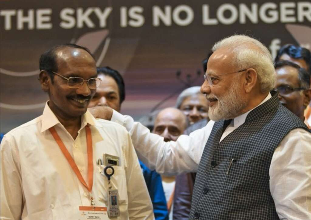 Stay steady, our best yet to come: Modi to Isro scientists