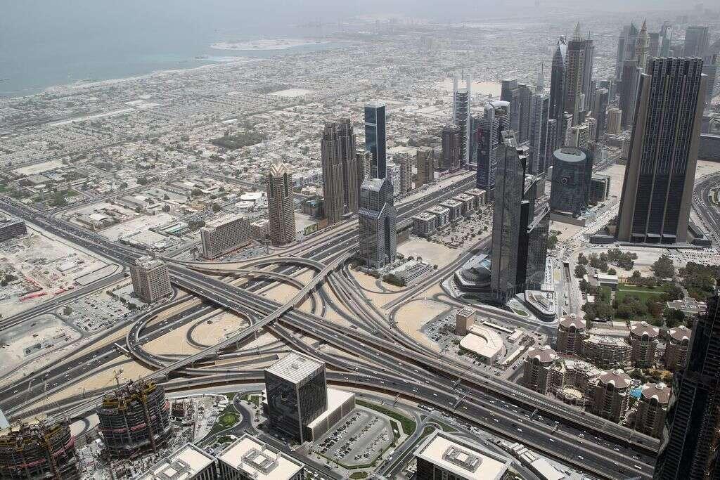 Dubai realty deals fall 69% in H1