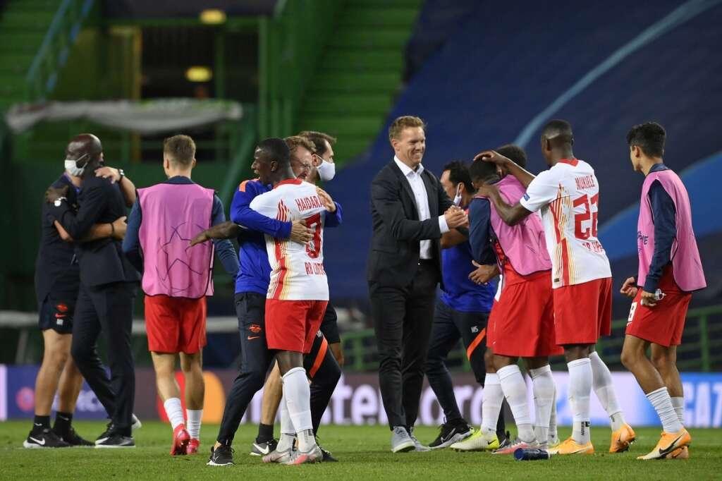 RB Leipzig, coach, Julian Nagelsmann, eyes, more success, sets, sights, paris saint-germain, stunning, atletico madrid, champions league
