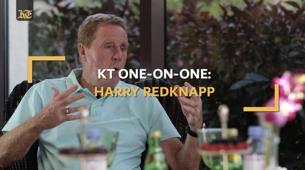 KT One-on-One: Harry Redknapp