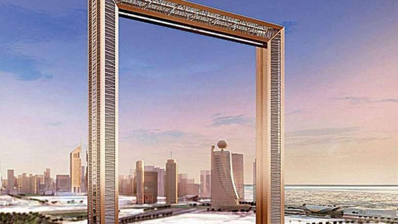 Dubai Frame to open to the public in January 2018