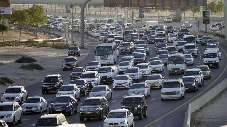 uae traffic violation, dh3000 fine, impound, fine, violation, emergency vehicles, give way, abu dhabi police, dubai