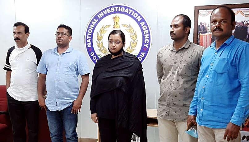 Swapna Suresh, Sandeep Nair, gold smuggling case