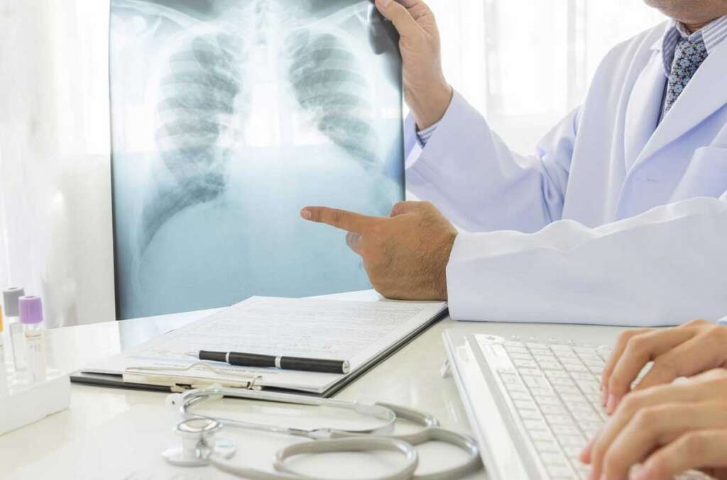 Dubai medical fitness X-Ray screening to take one second