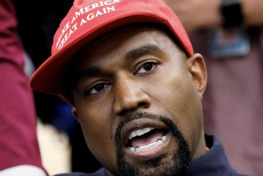 Kanye West, US, election