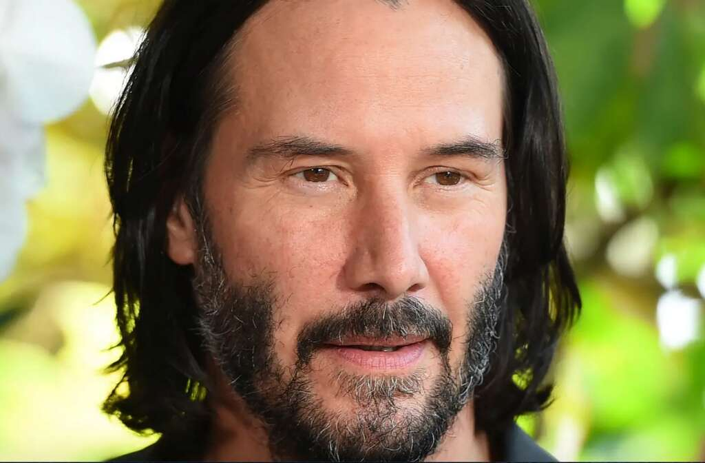 Keanu Reeves, virtual date, Zoom, cancer charity, Camp Rainbow Gold, actor, Hollywood