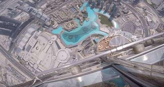 WATCH: iPhone 7 Plus dropped from Burj Khalifa