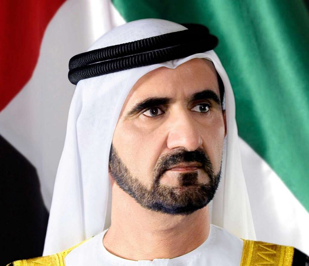 Sheikh Mohammed, 2019 UAE Pioneers Award, dedicated, Year of Tolerance, Heroes, tolerance,