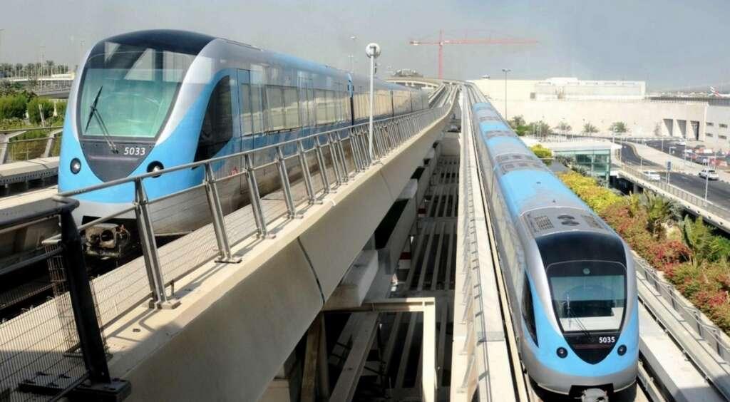 RTA, Emirates, Dubai Metro, Dubai Police, Dubai immigration, green line, red line