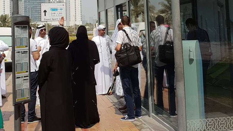 Abu Dhabi to house largest AC bus shelter in the region