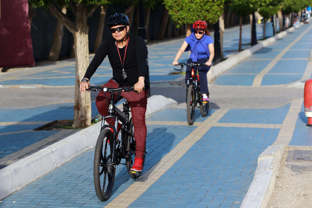 Abu Dhabi roads too dangerous for cyclists, say residents