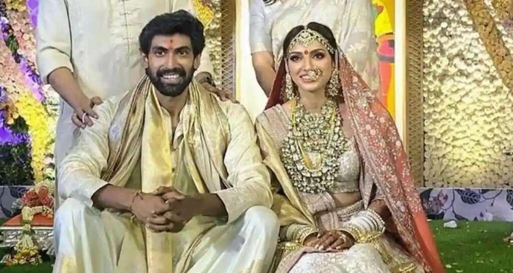 Rana Daggubati, Miheeka Bajaj, wedding, celebrations, wishes, celebrities, Hyderabad