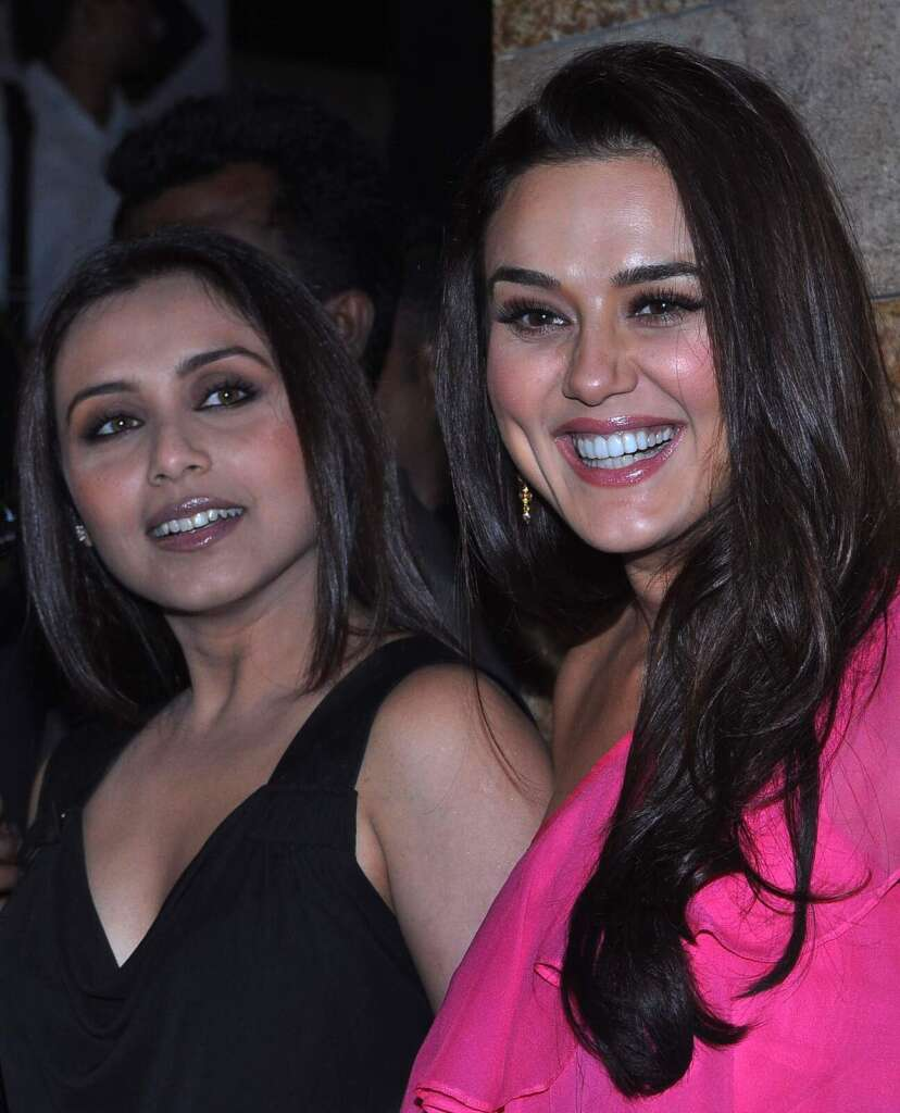 Rani Mukerji and I are not actresses of the 90s: Preity Zinta
