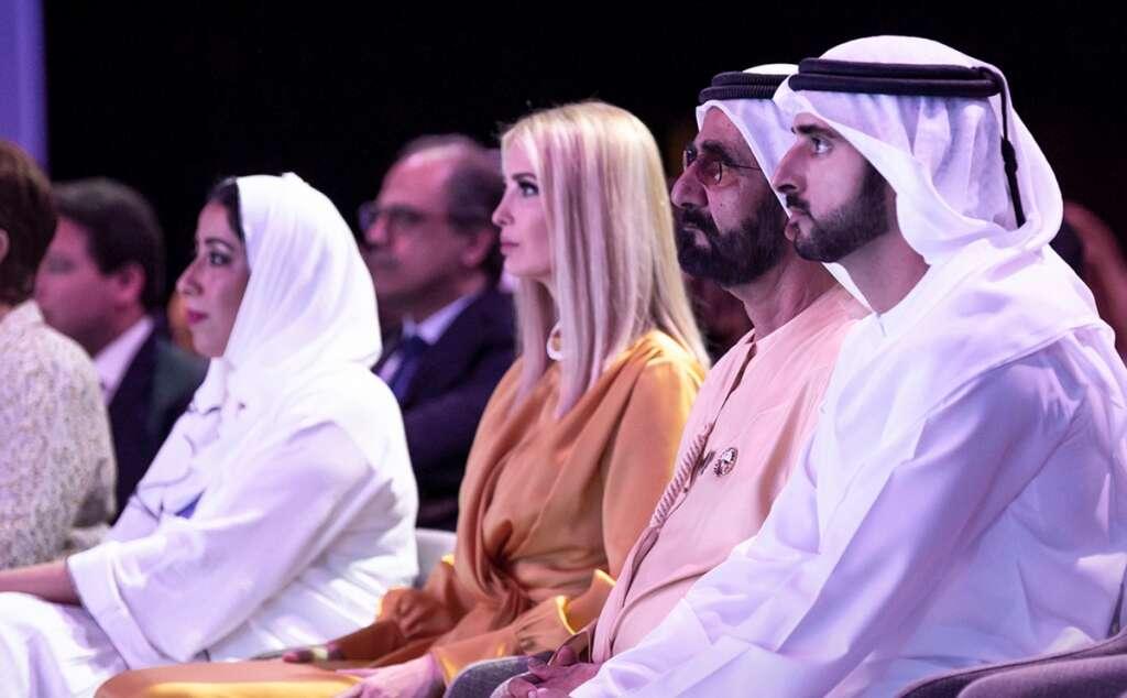 Sheikh Mohammed, Sheikha Manal bint Mohammed, Gender Balance Council, Sheikha Fatema bint Mubarak, UAE, FNC, university graduates, Global Women's Forum Dubai 2020